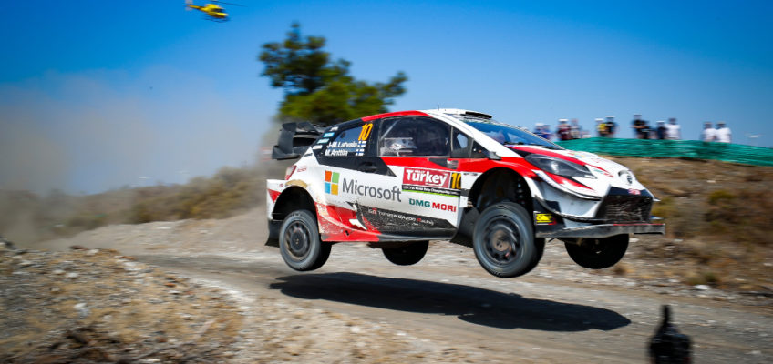 Toyota in trouble for WRC 2020 after losing Tänak