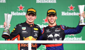 Brazilian F1 GP 2019: Verstappen wins and Sainz takes his first podium