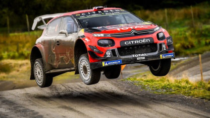 Citroën WRT abandons WRC unable to find replacement for Ogier
