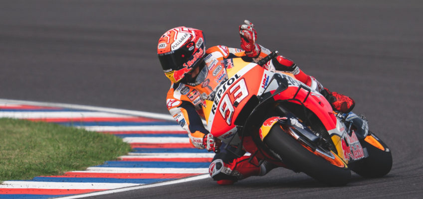 Marc Márquez' right shoulder surgery a success