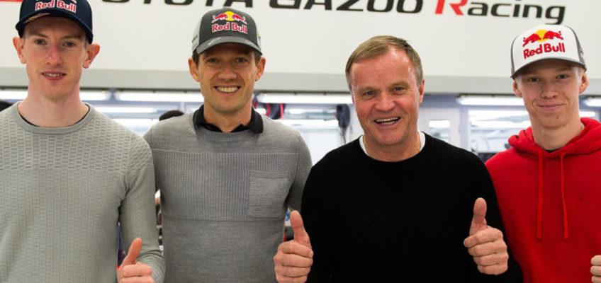 Toyota strikes backand hiresOgierand Evansfor the 2020 WRC