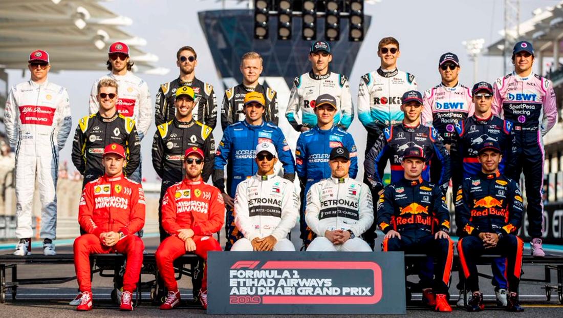 Formel 1 Teams Und Fahrer 2020