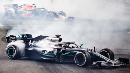 F1 Abu Dhabi GP 2019: Crushing victory for Hamilton