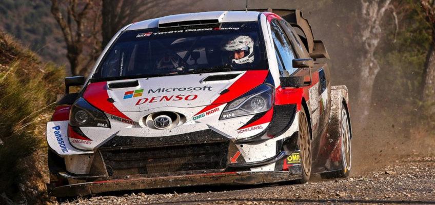 WRC 2020: Katsuta will contend eight raceswithToyota