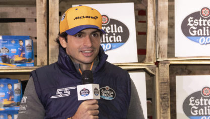 "Carlos Sainz: ""I am a version of myself which no one had seen before in my previous years in F1"""