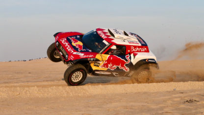 "Sainz talks about Dakar 2020: ""We´re ready to fight with the favorites, Toyota"""
