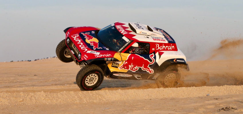 """Sainztalks about Dakar 2020: """"We´re ready to fight with the favorites, Toyota"""""""