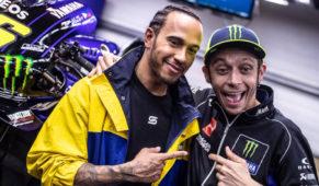 Hamilton and Rossi prepare forrideswap next Monday inCheste