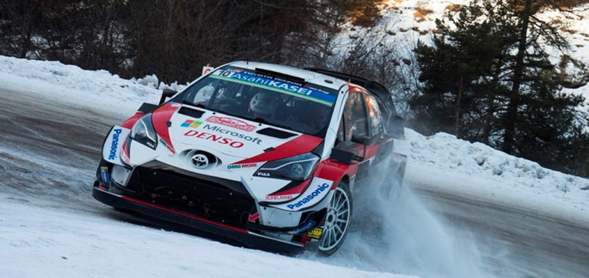 Rally Monte-Carlo: The 2020 WRC and Toyota's last challenge begins