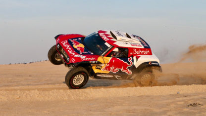 The 5 favourites to win the Dakar 2020