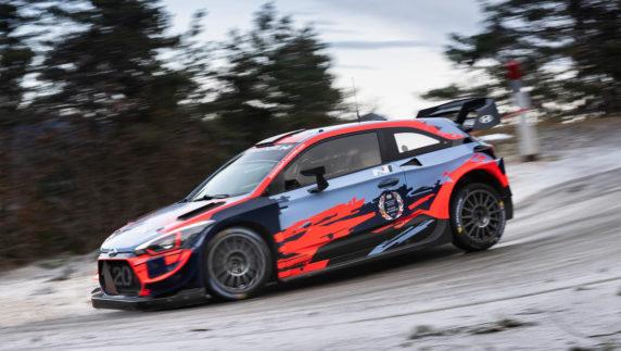 WRC: Hyundai WRT afterboththedriver andmanufacturertitles