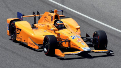 Alonso could join Andretti for the 500 Miles of Indianapolis