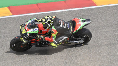 Bradley Smith could take Andrea Iannone's place in Aprilia