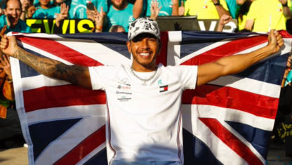 Lewis Hamilton, 220 million euros over four years