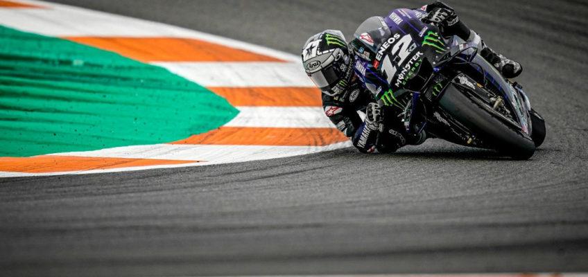 Maverick Viñales renews with Yamaha until the end of 2022