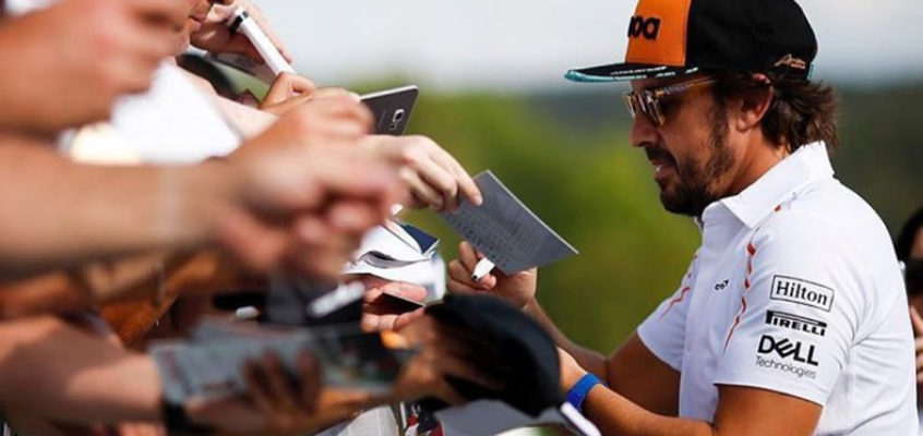 Fernando Alonso parts ways with McLaren to be available for the F1