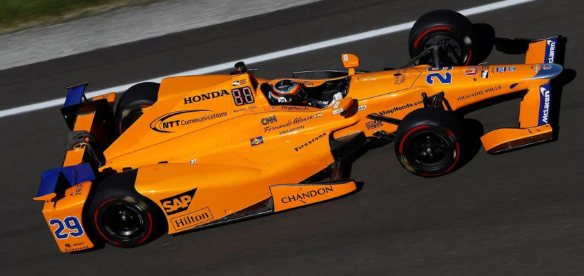 Fernando Alonso will drive for McLaren in Indy 500