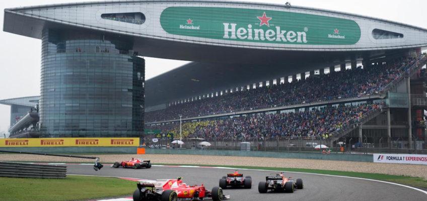Coronavirus threatens F1 Chinese GP