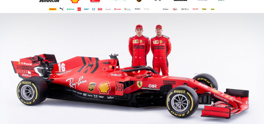 Ferrari SF1000, the weapon hoping to dethrone Mercedes, looks like