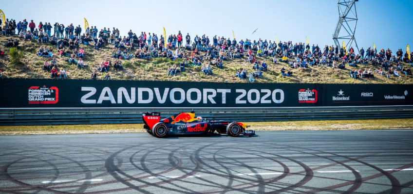 These are the Formula 1 changes for 2020