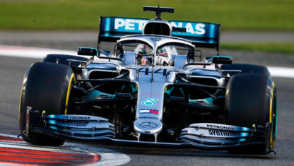 2020 Formula 1 car-launches calendar