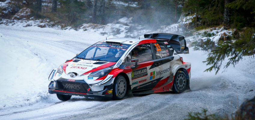 Rally Sweden 2020: Evans wins and gets ahead in the race for the title