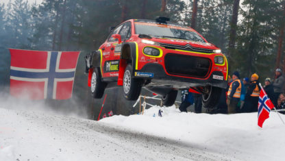 The battle for Rally Sweden is on snow or not