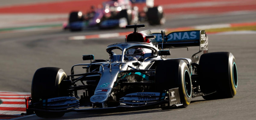 Recap from F1 pre-season testing sessions ahead of the 2020