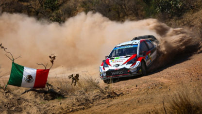 Preview Rally Mexico 2020: All set for the gravel and altitude of Guanajuato