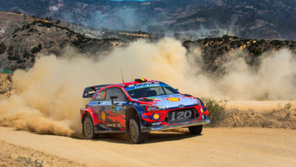 Dani Sordo sets his sights (very) high for Rally Mexico