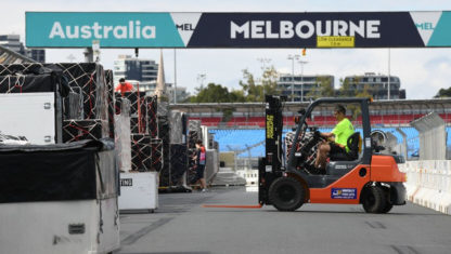 2020 Australian F1 GP cancelled in response to coronavirus threat