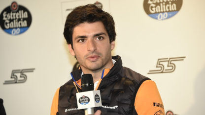 "Carlos Sainz: ""I want at least one podium in 2020"""