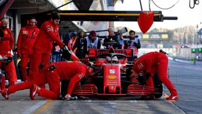 SevenF1 teams rise up against the FIA and Ferrari