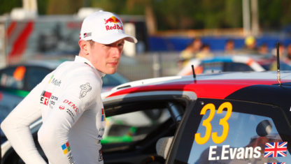 "Elfyn Evans: ""It's not more than I expected"""