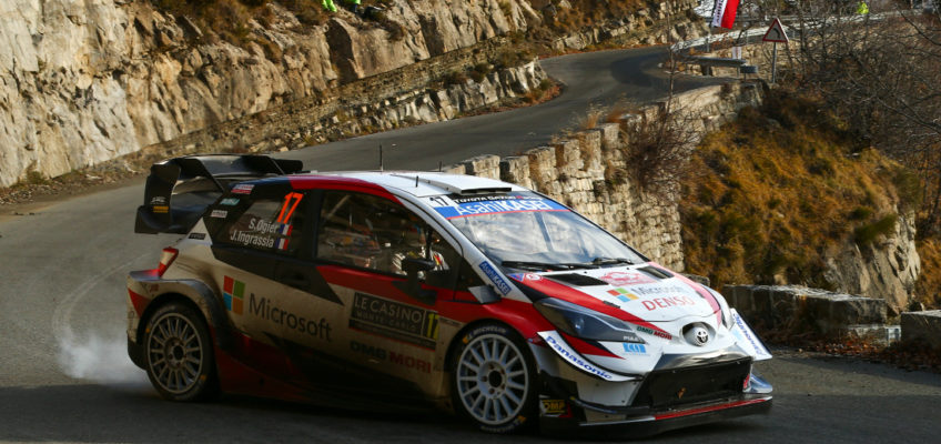 2021 Monte Carlo Rally will maintain its venue in Gap