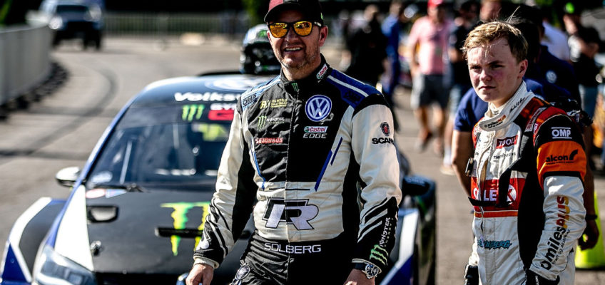 Petter Solberg negotiates with two brands to lead his own WRC team