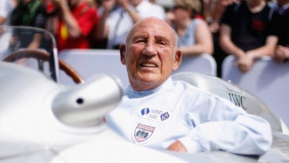 Stirling Moss, the uncrowned champion