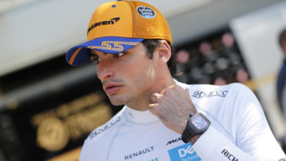 "Carlos Sainz: ""I want to say goodbye to McLaren as a gentleman"""