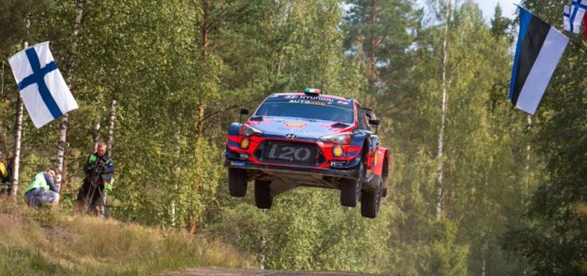 Tänak, Neuville & Breen: Hyundai's line-up for Finland