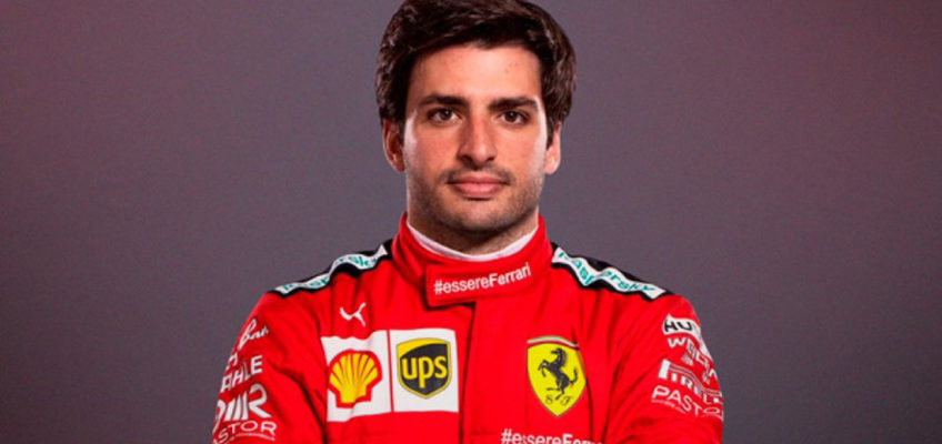 Carlos Sainz signs for Ferrari for 2021 and 2022