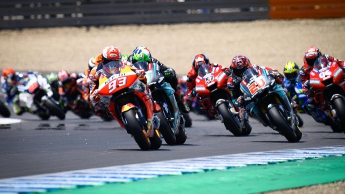 Motogp Championship Plans Seven 12 Races 7 In Spain In 2020 Matrax Lubricants