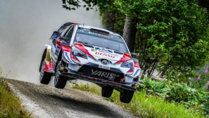 The return of the WRC runs out of date after the cancellation of the Rally of Finland