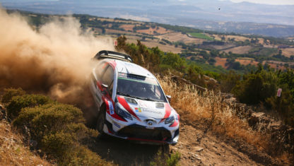 It's official: Toyota will run the 2021 WRC with the current model Yaris WRC 2020