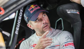 Sébastien Loeb would take Alonso's seat at Toyota for the Dakar