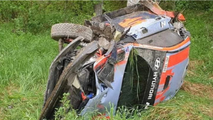Hyundai cancels a Thierry Neuville test in Finland