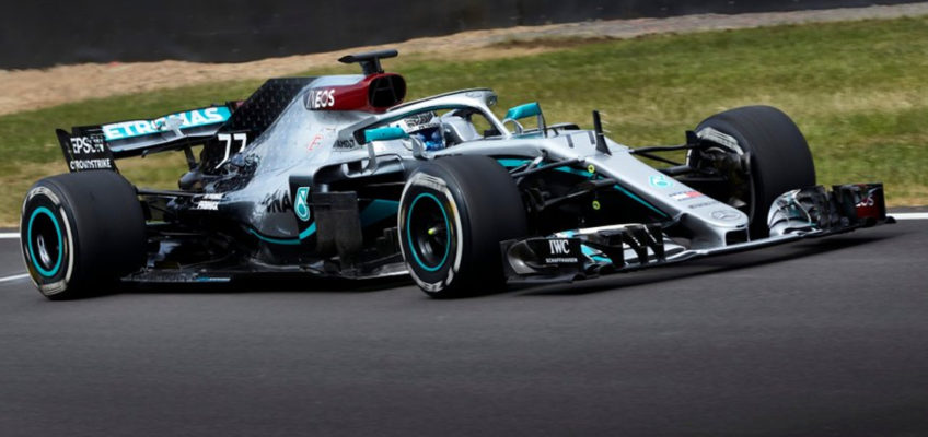 F1 getting warmed up: Mercedes, Ferrari & Racing Point on track