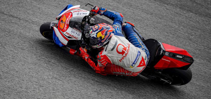 Jack Miller signs for Ducati in 2021