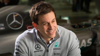 Do Toto Wolff and Lawrence Stroll want to buy Mercedes?