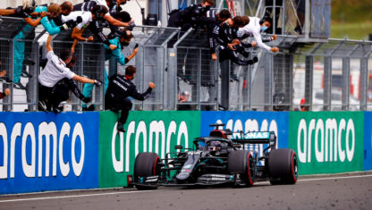 2020 Hungarian F1 GP: Hamilton, victory, record and leadership