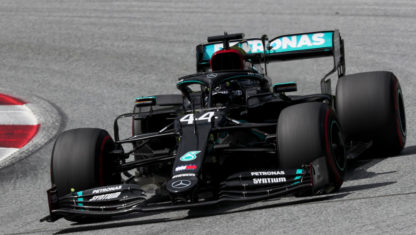 2020 Styrian F1 GP: Crushing superiority of Mercedes and Lewis Hamilton